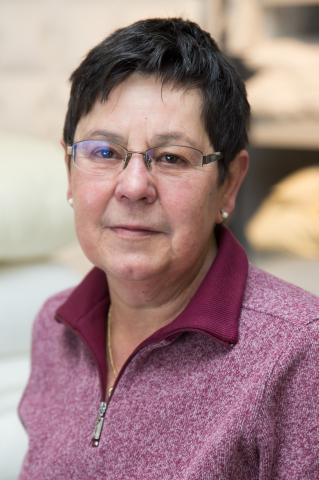 Eva Laube, Verkaufsberaterin